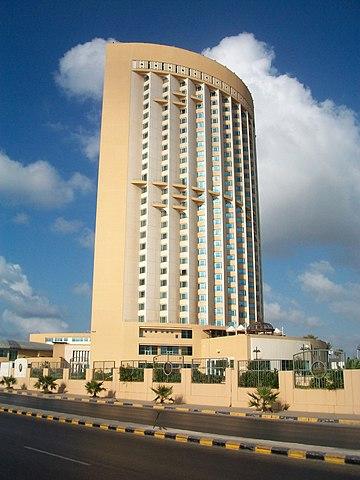 利比亚总统委员会位于的黎波里的一个总部遭袭