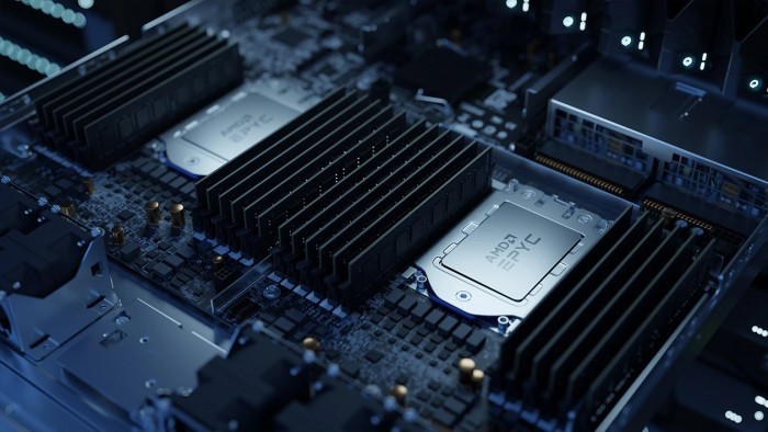 AMD EPYC抢下8.9%的服务器CPU份额 15年来最高