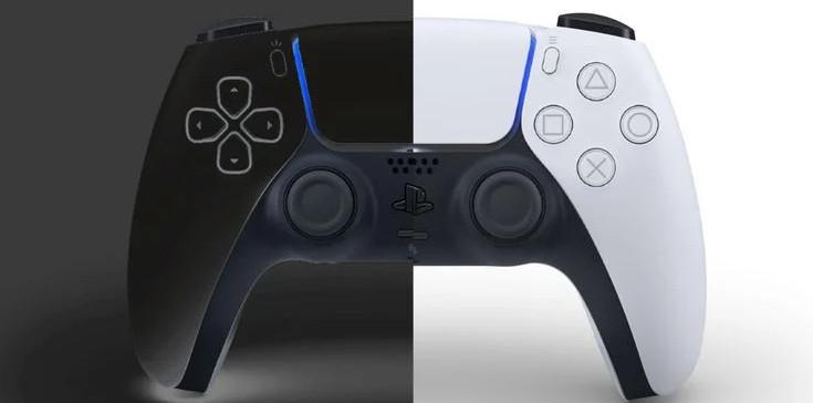 传PS5手柄将推出两个新配色:红黑和黑灰