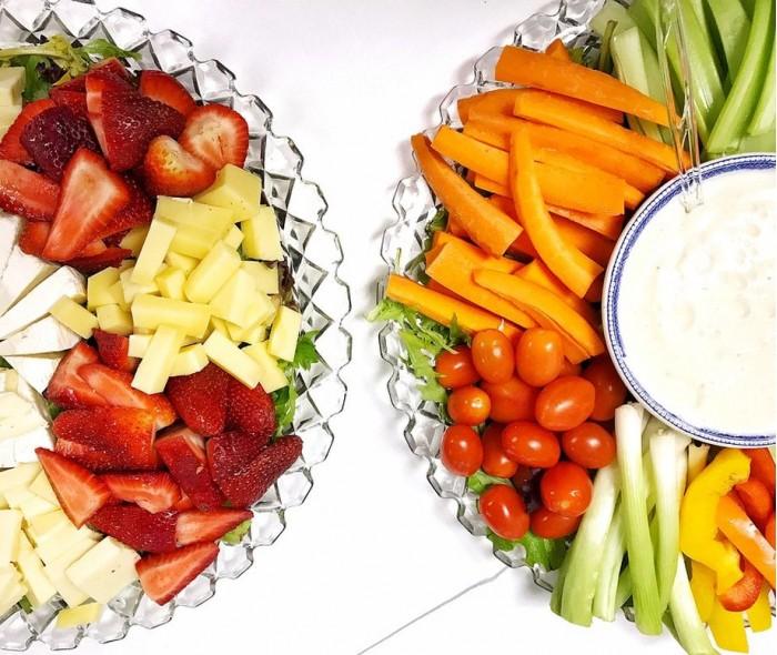 在许多健康生物标志物方面 素食者胜过食肉者