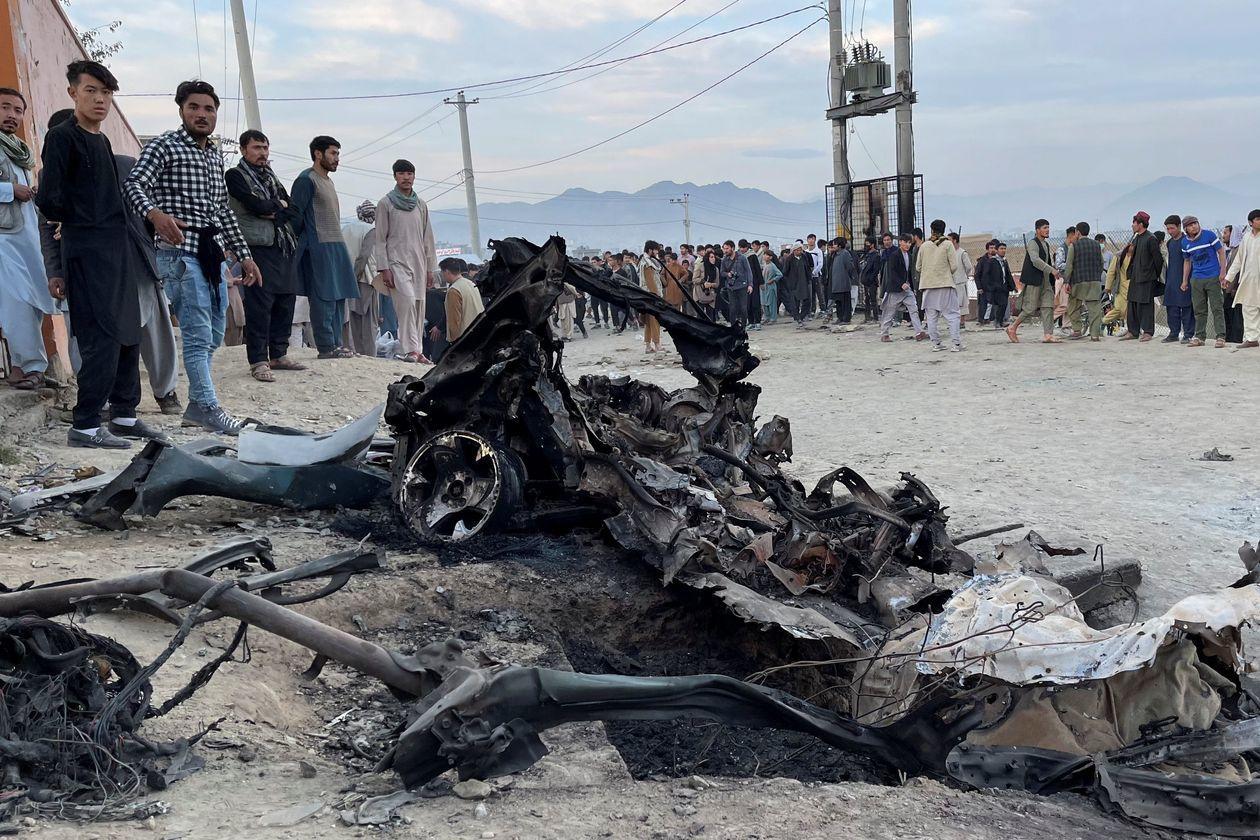 阿富汗学校爆炸:至少55死150伤 谁针对无辜学生发动袭击?