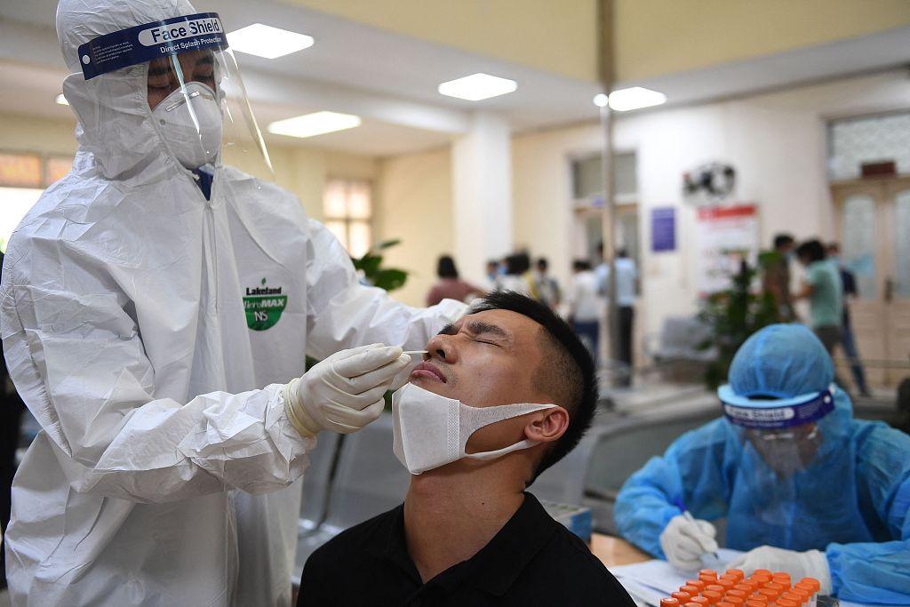 越南胡志明市一宗教活动发生聚集感染 200人确诊