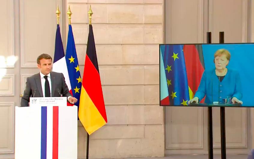 法德领导人要求美国和丹麦就监听事件作出解释