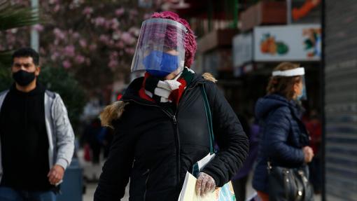 智利新增新冠肺炎病例6882例 累计确诊超138万例