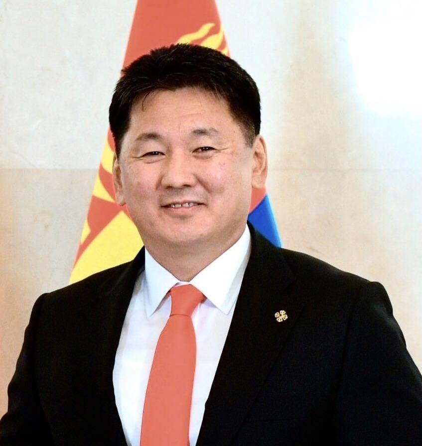 蒙古人民党候选人呼日勒苏赫当选新一届蒙古国总统