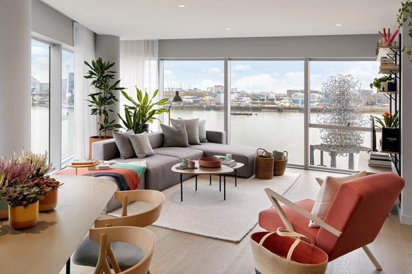 英国发布5%首付买房计划,格林威治半岛成新伦敦首选
