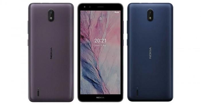 诺基亚在俄罗斯推出C01 Plus入门级智能手机 采用展讯芯片组