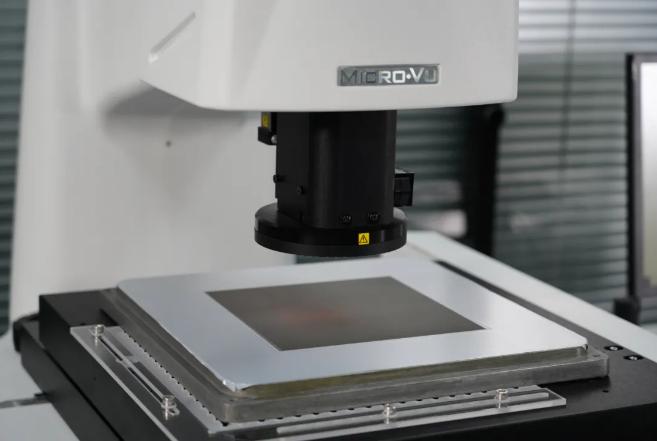台超:降本五成以上!高精度影像测量仪确保光伏电池片