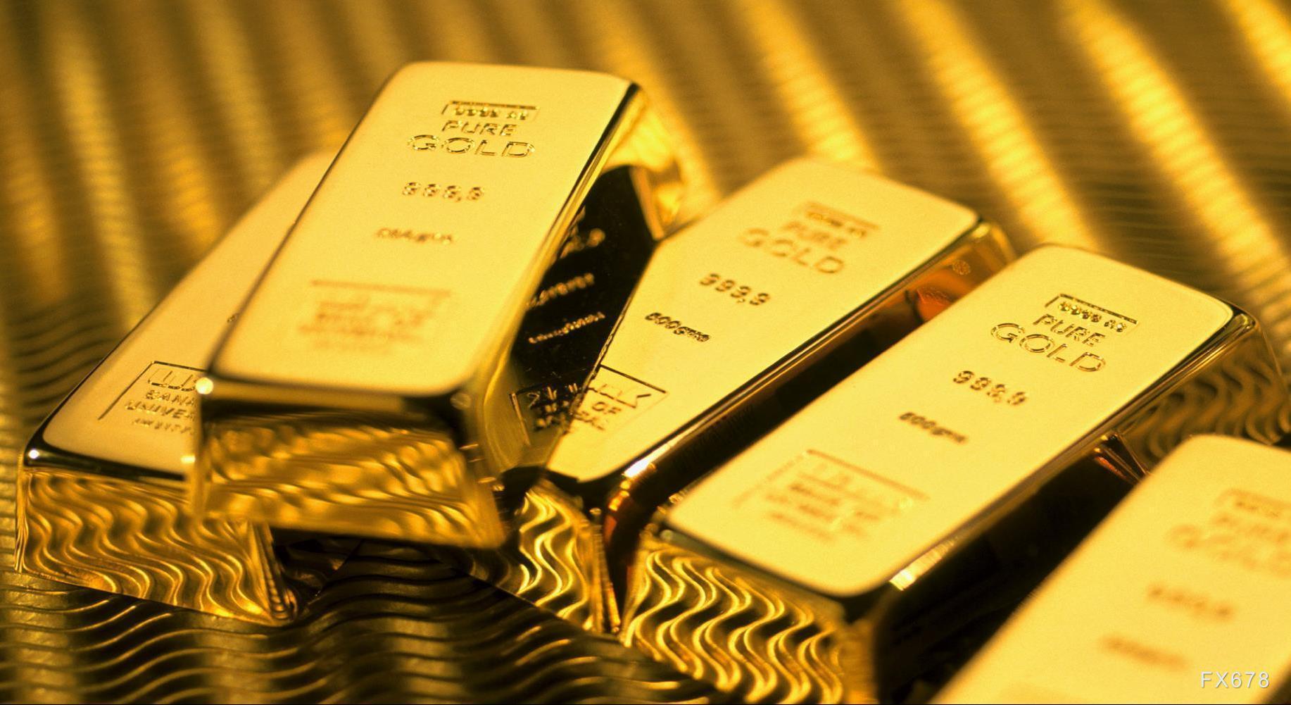 """黄金交易提醒:10年期国债收益率跌破1.5% 多空准备决战""""美国CPI"""""""