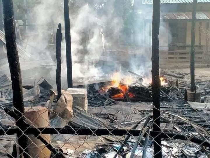 缅甸警方近期共逮捕638名涉嫌参与恐怖袭击嫌疑人