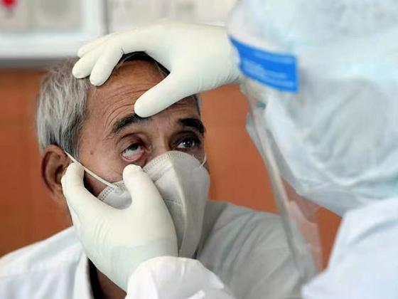 印度毛霉菌病病例三周内增长150% 死亡病例超2100例