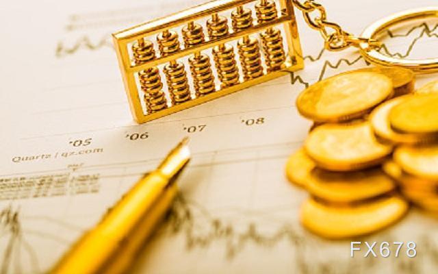 6月14日黄金交易策略:金价跌破上行趋势线,建议逢高做空