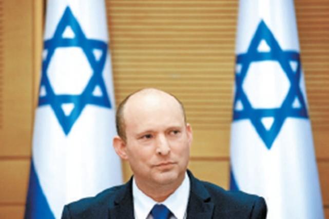 """贝内特出任总理,以色列新政府创了这些""""第一次"""""""