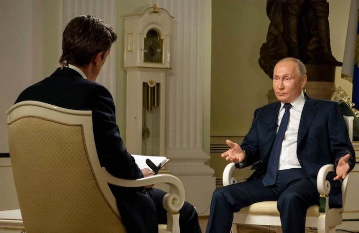 俄罗斯总统普京称北约是冷战残余