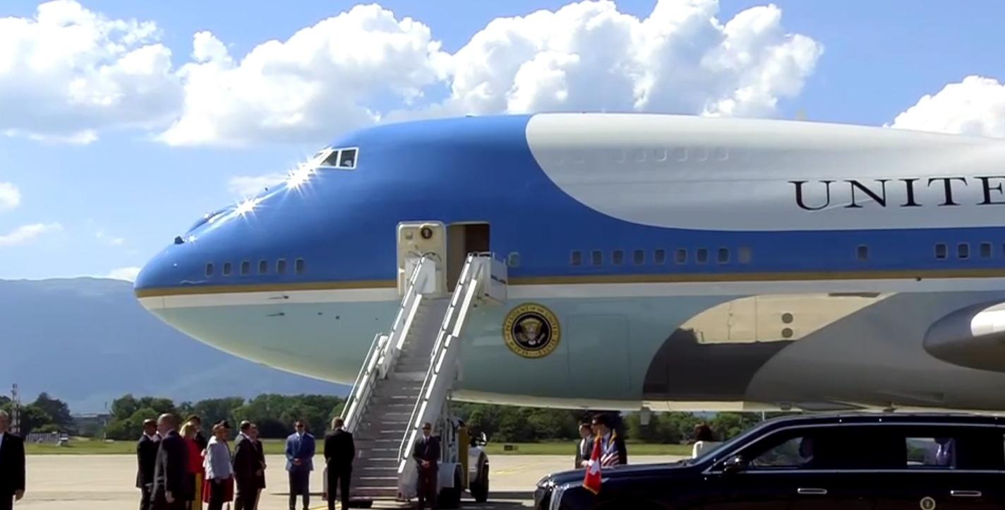 《【沐鸣2总代理】美国总统拜登抵达日内瓦 普京将于16日抵达》