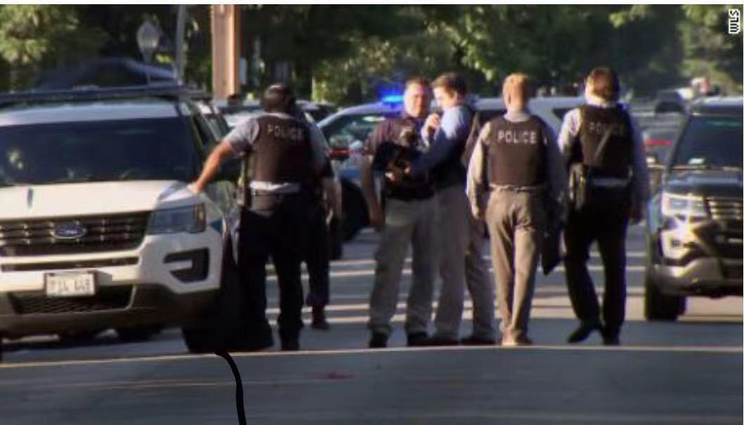 美国芝加哥发生枪击案 至少7人受伤