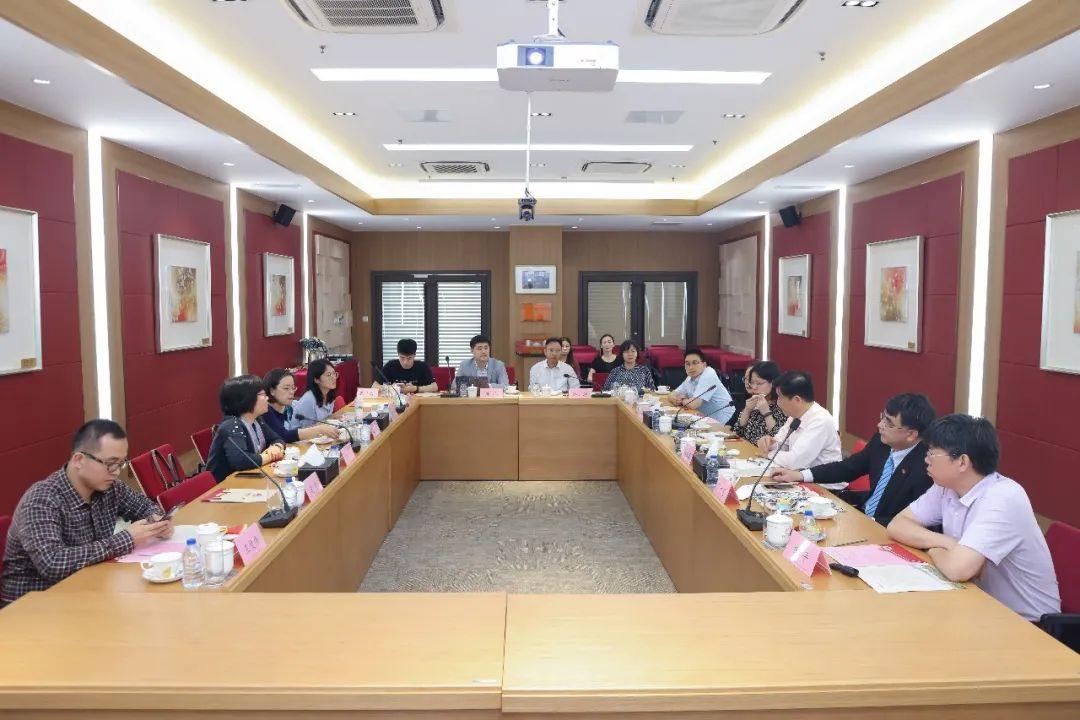 新闻 | 泰国驻华大使馆科技公使衔参赞来访图片
