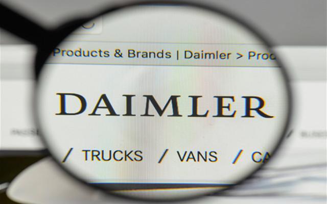 戴姆勒同意向诺基亚支付专利费