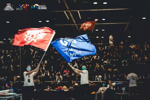 2021RCC钱江国际机器人公开赛圆满成功