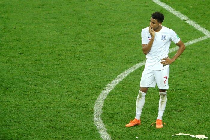 """""""大英帝星""""落选英格兰欧洲杯26人名单"""