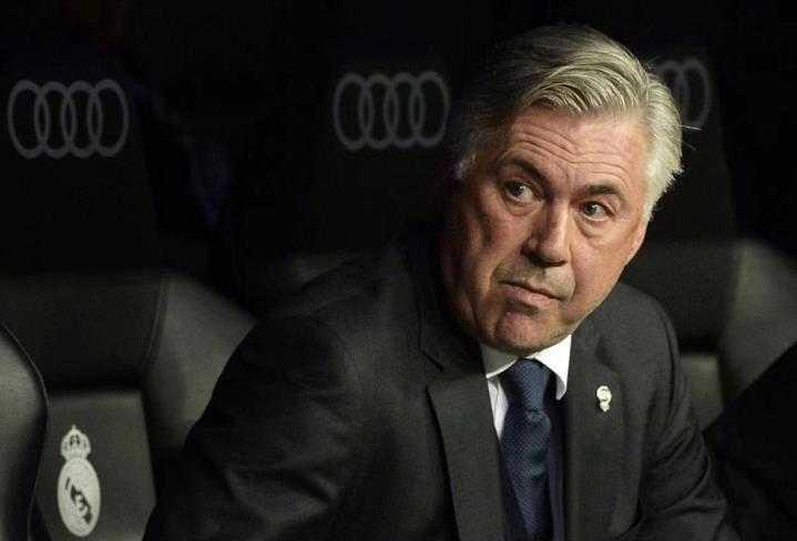 皇家马德里宣布安切洛蒂出任一线队主教练