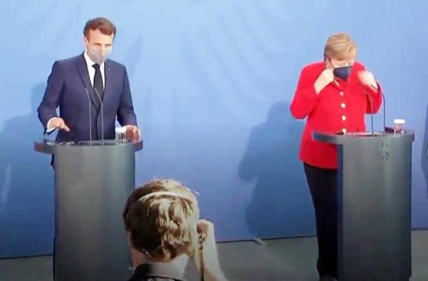 外媒:担心欧洲杯防疫形势 德法领导人纷纷出面喊话