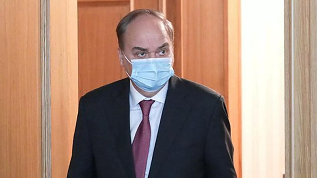 俄罗斯驻美国大使安东诺夫启程赴美