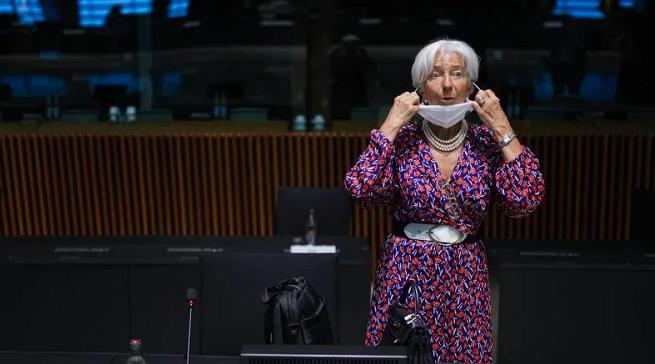 欧洲央行行长:有必要继续货币政策支持