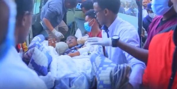 埃塞俄比亚提格雷州一市场遭空袭,已致数十人死亡