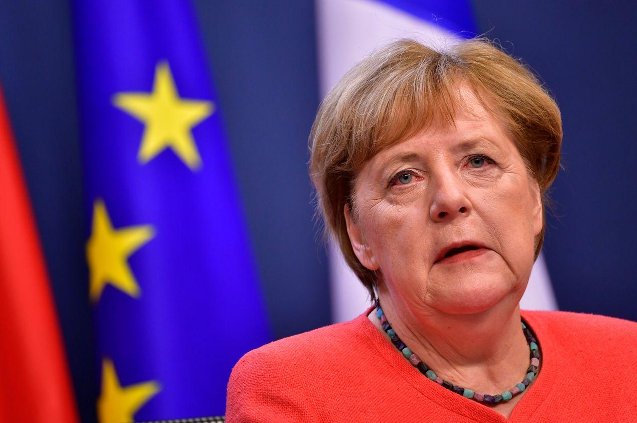 默克尔:德法提议欧盟恢复与普京会晤 欧盟领导人拒绝