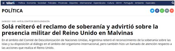 中方坚定支持,阿根廷表态!