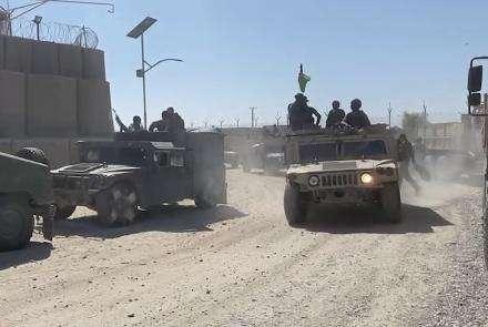 阿富汗塔利班在多省占领至少7个地区中心