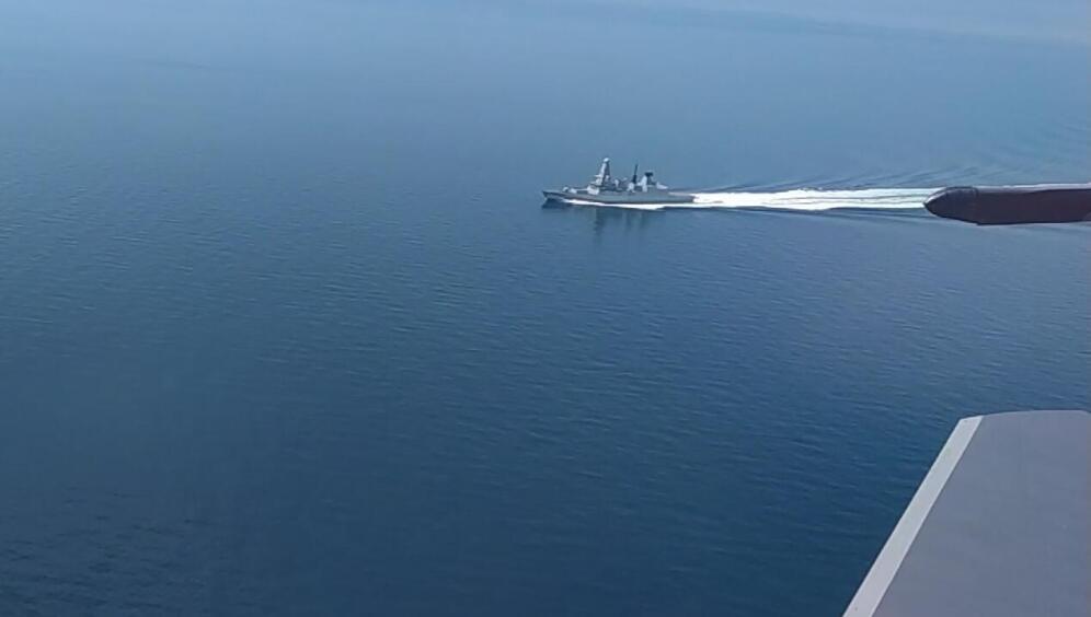 俄罗斯国防部发言人谈英国驱逐舰事件