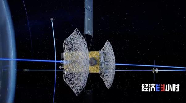 """震撼!百亿分之三秒精度!北斗卫星的""""心脏""""这样跳动"""