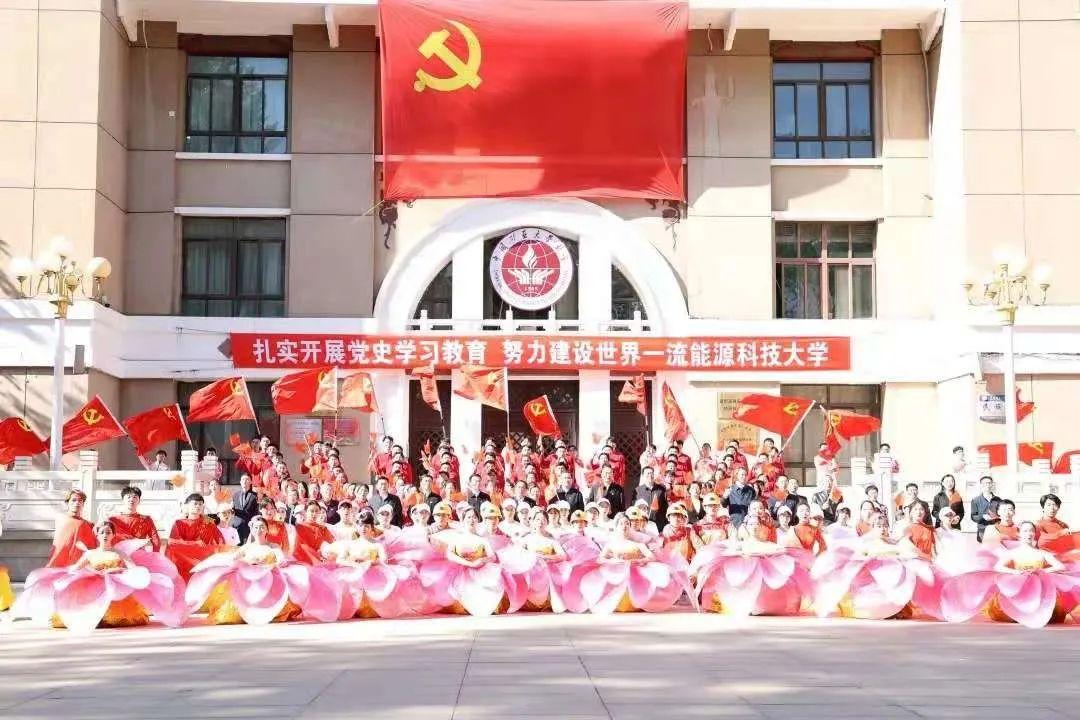 我们唱给党的歌儿获得了北京市奖!