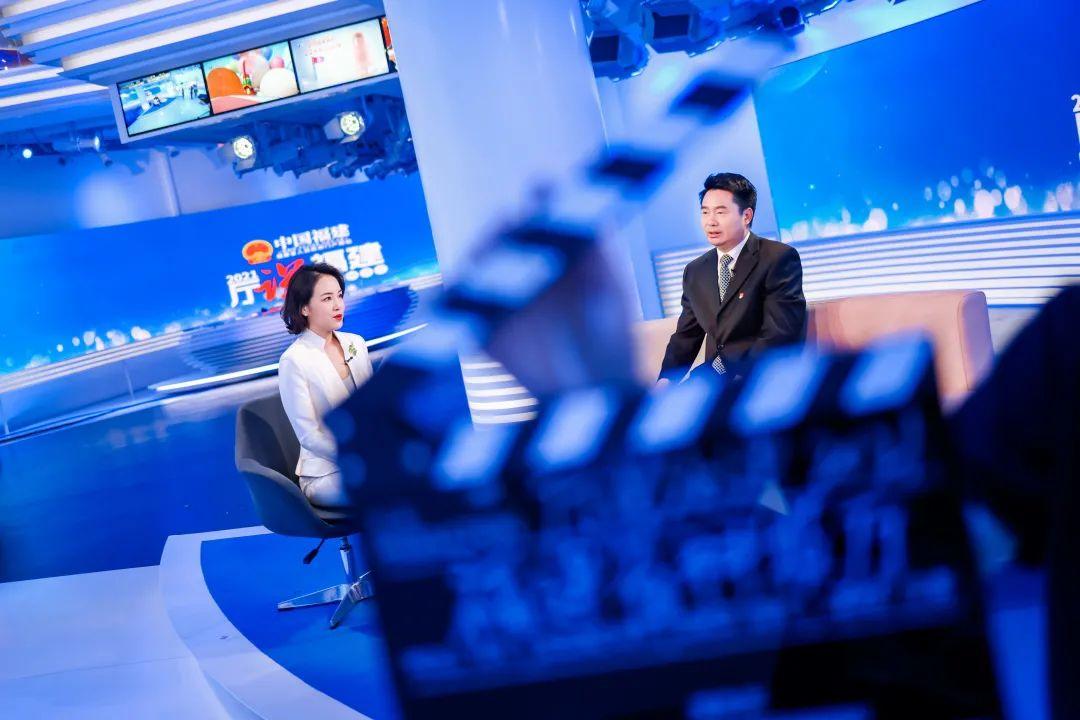 让科技之力为企业造血 《中国福建•在线访谈——厅说福建2021》第五期