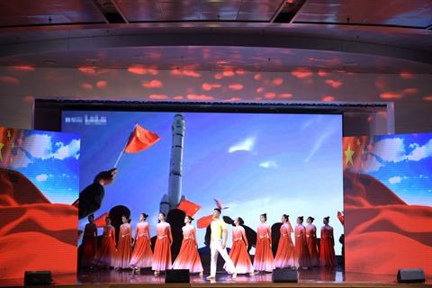 天津高院举办天津法院庆祝中国共产党成立100周年文艺演出