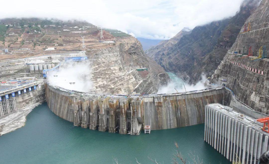白鹤滩投产发电!建成世界唯一百万千瓦机组水电站有多难