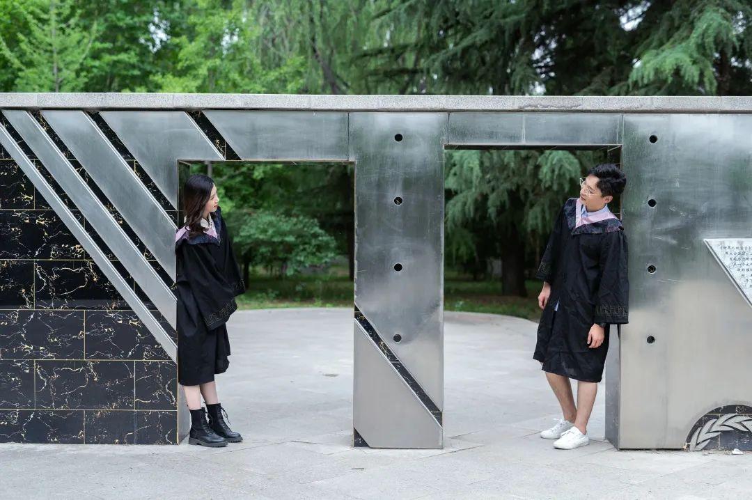 毕业季丨最美的回忆,留在法大的每一个角落