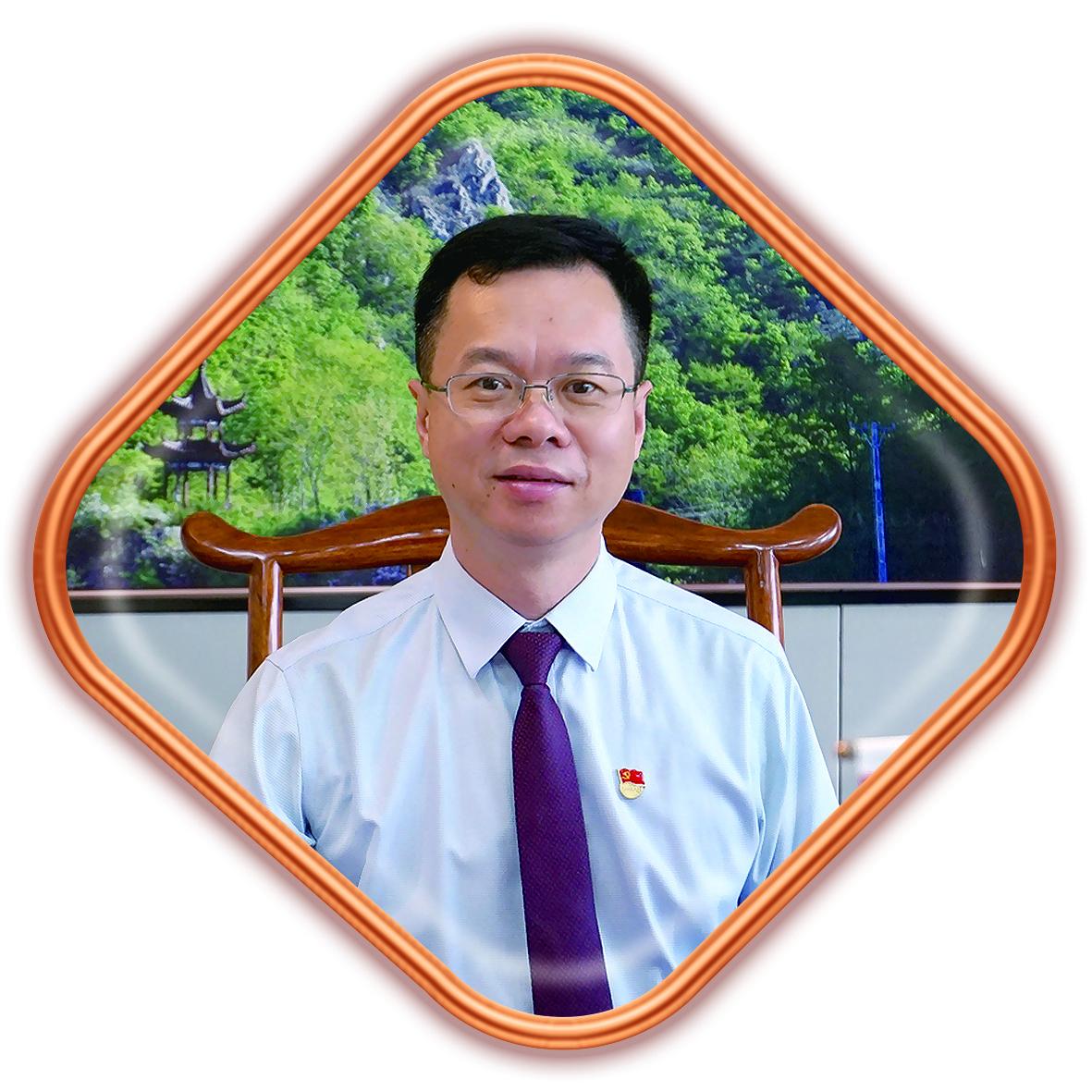 泉州农商银行党委书记、董事长林向前:用普惠金融铺就乡村振兴阳光大道