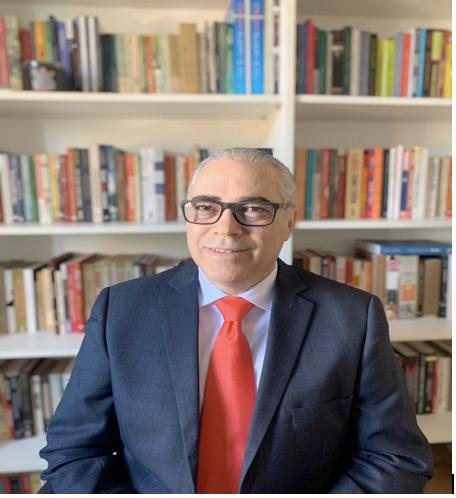 巴西国际关系教授马科斯·皮雷斯:中国抗疫成效体现国家治理能力