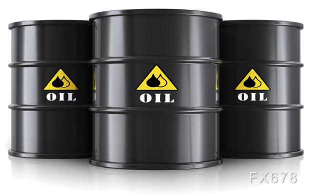 NYMEX原油料已在72.46美元寻获支撑