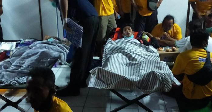 印尼一艘客运机动船在巴厘岛海域沉没 6人死亡