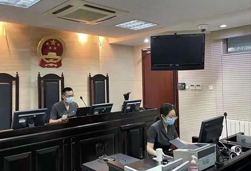 """北京法院试点""""夜间法庭""""有效解决群众应诉难题"""