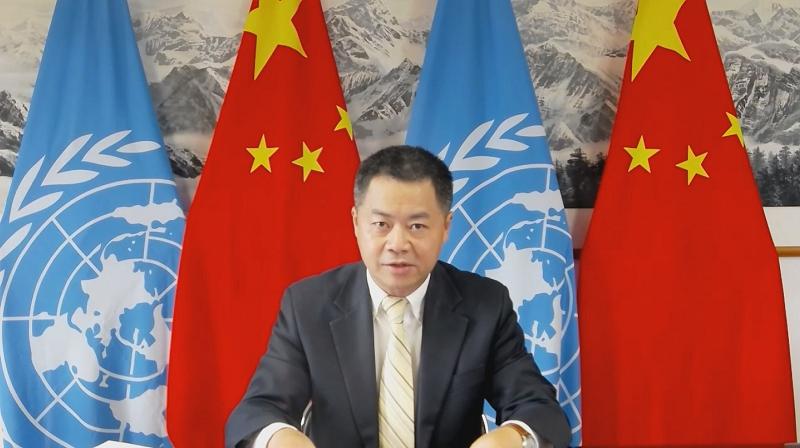 中国代表呼吁人权理事会关注美国强迫劳动问题