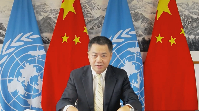 中国代表反击美国!
