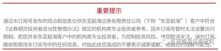 【东亚前海宏观】拜登新基建方案缩水,有助于抑制通胀预期