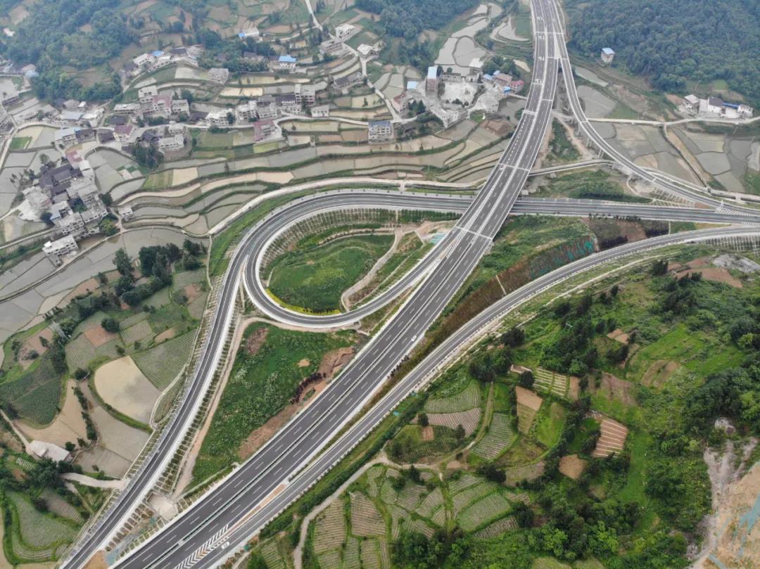 贵州都安高速通车运营