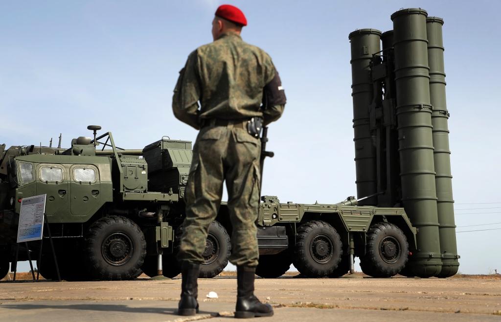 美纠集30余国赴黑海军演 俄罗斯部署导弹系统回应