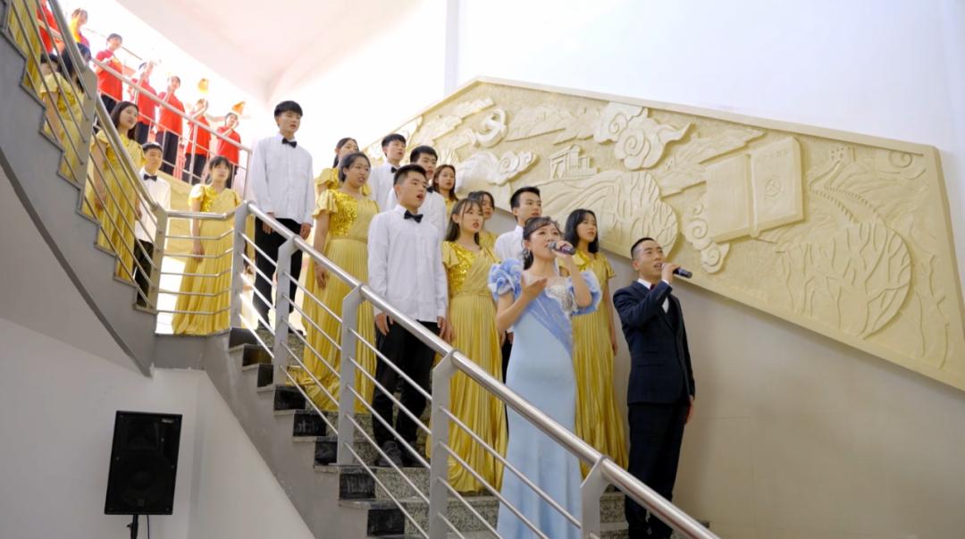 超燃!吉农快闪《最美的歌献给党》祝伟大的中国共产党生日快乐!